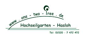 Logo-Hochseilgarten